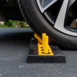 """Rubber Driveway Spikes 47"""""""
