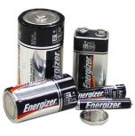 Alkaline D-Cell Battery