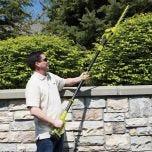 24v Lithium Extended Reach Hedge Trimmer Kit