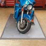 Heavy-Duty Ultimate Garage Mat for mowers or under car (3' x 4')