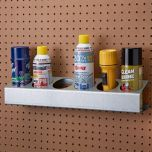 Aerosol Can Storage Rack
