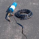 Hot Driveway Crack Filler