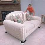 Easy-Movers Furniture Sliders (Large - set of 4)