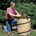 Collapsible Hard Shell Base Lawn Container (30 gallon)