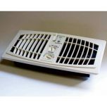 Automatic Register Booster Fan (4 in. x 12 in.)