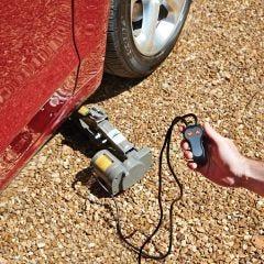 Push-Button Car Jack