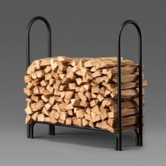 Wood Log Rack (1/2 Face Cord)