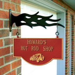 Personalized Garage & Workshop Sign