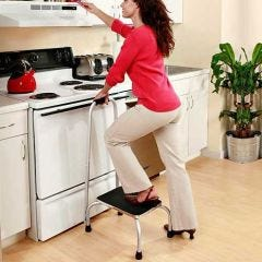 Lightweight Support Stool