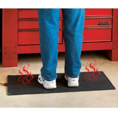 Electric Foot Warmer Floor Mat (Workbench Size)