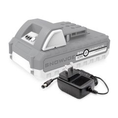Additional 24v Lithium Battery and Charger.