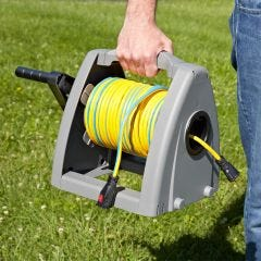 Wind-Up Cord/Hose Reel