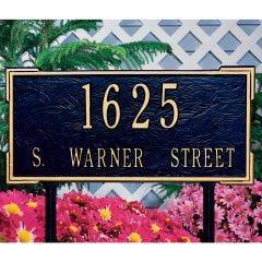 Roanoke Estate Marker (Lawn)
