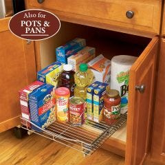 Roll-Out Cabinet Drawers (20 in.   x  21 in. )