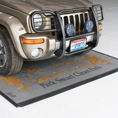 Ultimate Garage Floor Mat (Large Car - 7 ft. 6 in. x 18 ft.)