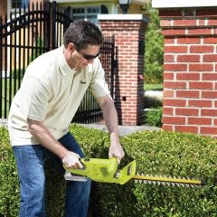 24v Lithium Cordless Hedge Trimmer Kit