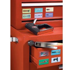 Home Workshop Magnetic Toolbox Labels