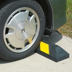 Rubber Parking Curb