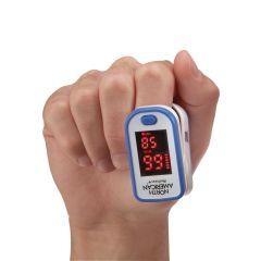 Fingertip Pulse Oxygen Meter