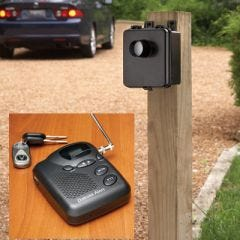 Long Distance Transmitter and Base Station Receiver
