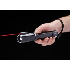 Laser Guided Stun Gun Flashlight
