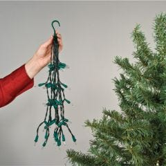 Trim-It Quick 4-5 ft. Christmas Tree Light System