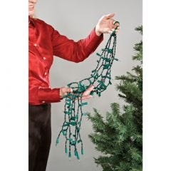 Trim-It Quick 6-7 ft. Christmas Tree Light System