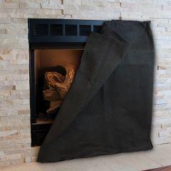 Magnetic Fireplace Blocker (large)