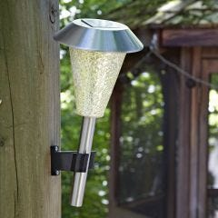 Solar Stake Light Holder (Set of 4)