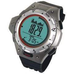 Digital Altimeter/Compass Watch