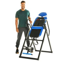 Inversion Table with Lumbar Support