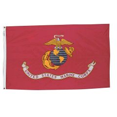 U.S. Marine Corps Nylon Flag