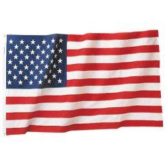 Nylon American Flag (4 by 6 feet)