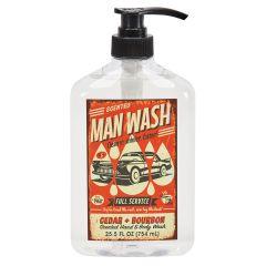 """""""Man Wash"""" Liquid Soap"""