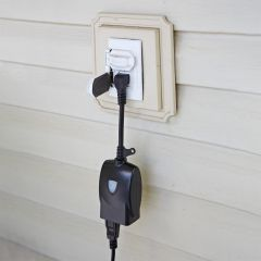Wireless Outdoor Outlet Control