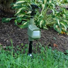 Motion Activated Animal Deterrent & Sprinkler
