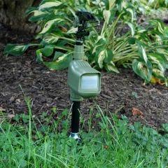 Motion Activated Animal Deterrent & Sprinkler
