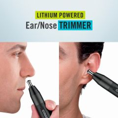 Advanced 360° Personal Ear and Nose Trimmer