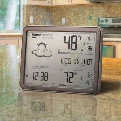 Self-Learning Jumbo Weather Station