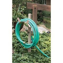 Hose Stand with Water Supply