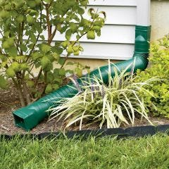 Flexible Downspout Extension