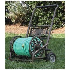 Two Wheeled Hose Cart