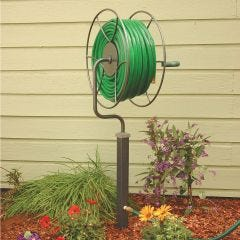 Swivel Hose Reel - Post Mount