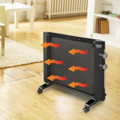 Flat Panel Micathermic Heater
