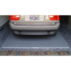 "Heavy-Duty Ultimate Garage Mat (7'6"" x 18')"