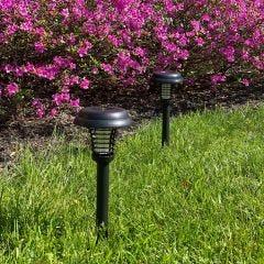 Solar Bug Zapping Lights (Set of 2)
