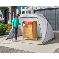 Large Spray Paint Shelter