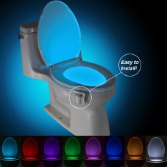 Toilet Bowl Nightlight