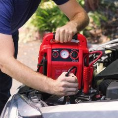 5-in-1 Emergency Center Jump Starter