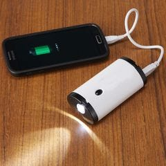 Deluxe Instant Power Portable Backup Battery